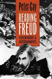 Reading Freud - Explorations and Entertainments