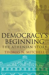 Democracy's beginning | Thomas N. Mitchell | 9780300215038