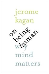 On being human | Jerome Kagan | 9780300217360