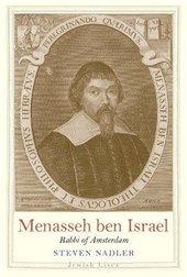 Menasseh ben israel: rabbi of amsterdam
