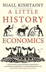 Little history of economics | Kishtainy, Niall | 9780300234527