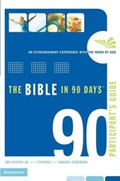 The Bible in 90 Days Participant's Guide