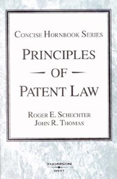 Principles Of Patent Law