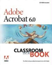 Adobe Acrobat 6.0 Classroom in a Book