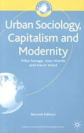 Urban sociology, capitalism and modernity