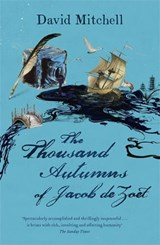 Thousand autumns of jacob de zoet | David Mitchell |