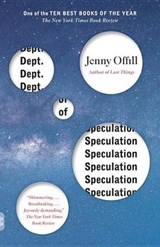 Dept. of Speculation | Jenny Offill |