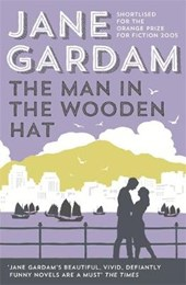 Old filth (02): man in the wooden hat