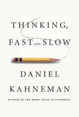 Thinking, Fast and Slow | Daniel Kahneman | 9780374275631