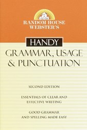 Random House Webster's Handy Grammar, Usage & Punctuation