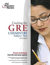The Princeton Review Cracking the Gre Chemistry Subject Test