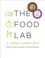 Food lab | J. Kenji López-alt |
