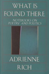 What Is Found There - Notebooks on Poetry & Politics