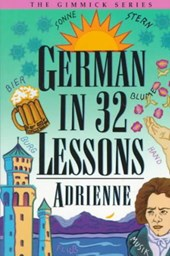 German in 32 Lessons - Reissue