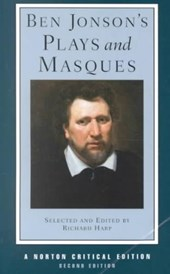 Ben Jonson's Plays & Masques 2e (NCE)