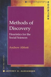 Methods of Discovery - Heuristics for the Social Sciences