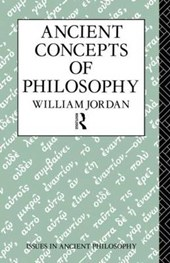 Ancient concepts of philosophy