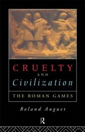 Cruelty and Civilization