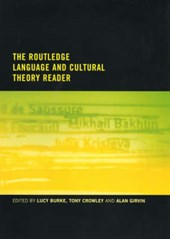 Language and Cultural Theory Reader