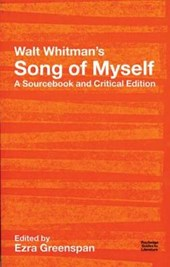 Routledge Literary Sourcebook on Walt Whitman's Song of Myse