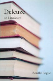 Deleuze on Literature