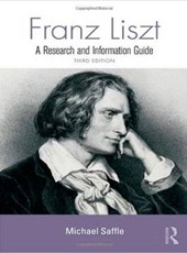Franz Liszt, a research and information guide