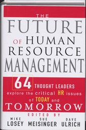 LOSEY*FUTURE OF HUMAN RESOURCE MANAGEMENT