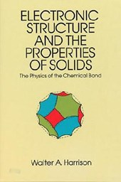 The Electronic Structure and the Properties of Solids