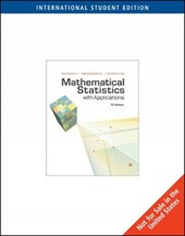 Mathematical Statistics with Applications, International Edi