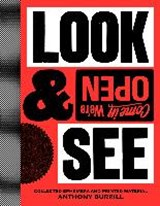 Look & see | Anthony Burrill | 9780500022115