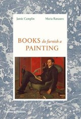 Books do furnish a painting | Jamie Camplin | 9780500252253