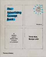 Advertising concept book | Pete Barry | 9780500518984