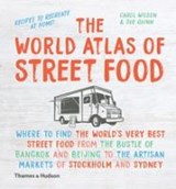 World Atlas of Street Food | Quinn, Sue | 9780500519493