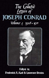 The The Collected Letters of Joseph Conrad 9 Volume Hardback Set The Collected Letters of Joseph Conrad