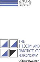 Theory and Practice of Autonomy