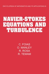 Navier-Stokes Equations and Turbulence