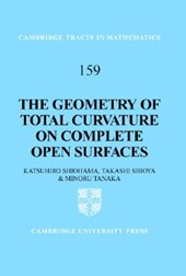 The Geometry of Total Curvature on Complete Open Surfaces