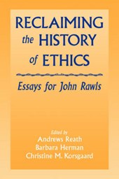 Reclaiming the history of ethics