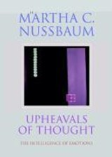 Upheavals of Thought | Martha C Nussbaum |