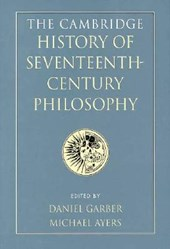 The Cambridge History of Seventeenth-Century Philosophy 2 Volume Hardback Set