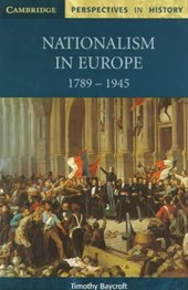 Nationalism in Europe 1789 -