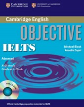 Objective IELTS Advanced Self Study Student's Book with CD R