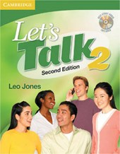 Let's Talk Level 2 Student's Book with Self-Study Audio CD [With CD (Audio)]