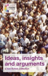 Ideas, Insights and Arguments