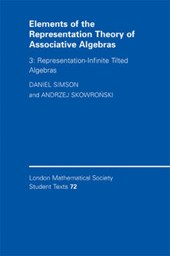 Elements of the Representation Theory of Associative Algebras, Volume