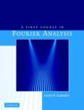 First Course in Fourier Analysis