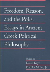 Ancient Greek Political Philosophy