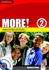 More! Level 2 [With CDROM]