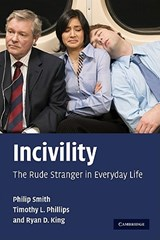 Incivility | Smith, Philip; Phillips, Timothy L.; King, Ryan D. |