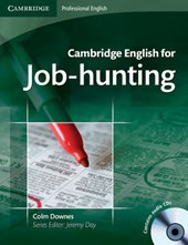 Cambridge English for Job-Hunting [With 2 CDs]